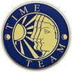 Time Team logo - Acorn provided customised garments and a fulfilment service
