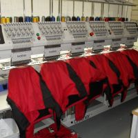 Sports clothing Embroidery