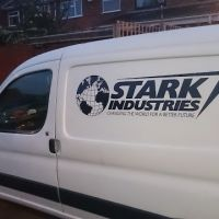 car-signage-stark-industries