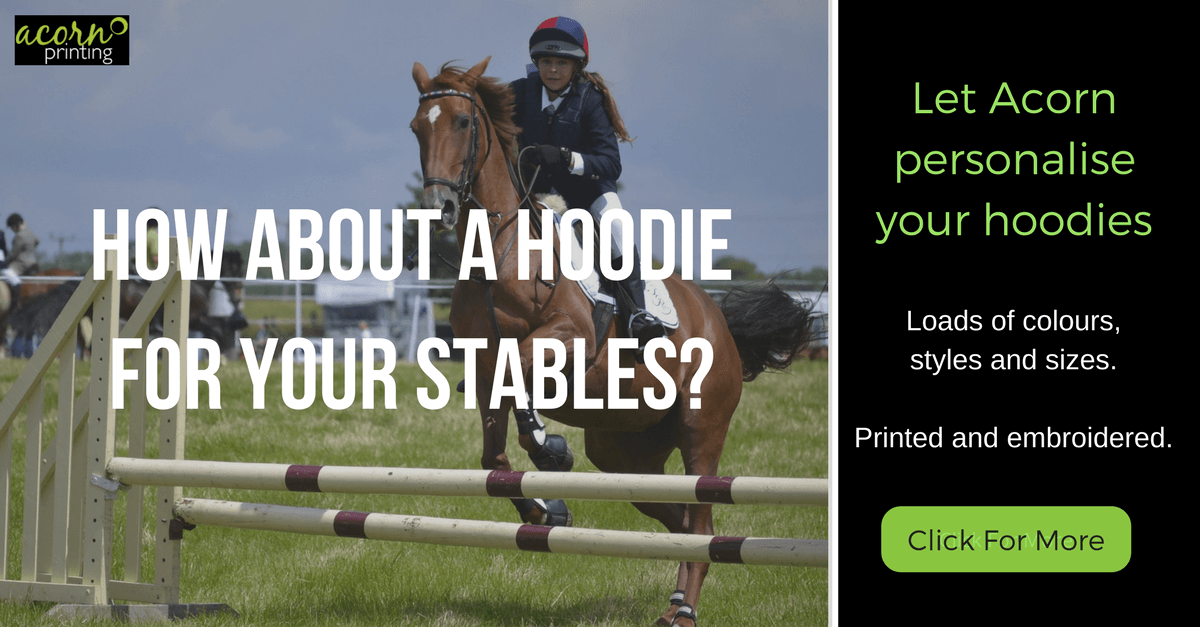 Horse riding hoodies for hacking, schooling or events