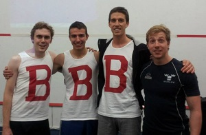 personalised rowing vests for Balliol College, Oxford