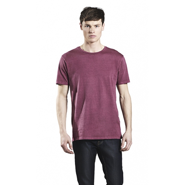 MENS GARMENT DYED T-SHIRT