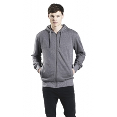 MENS FASHION ZIP-UP HOODY