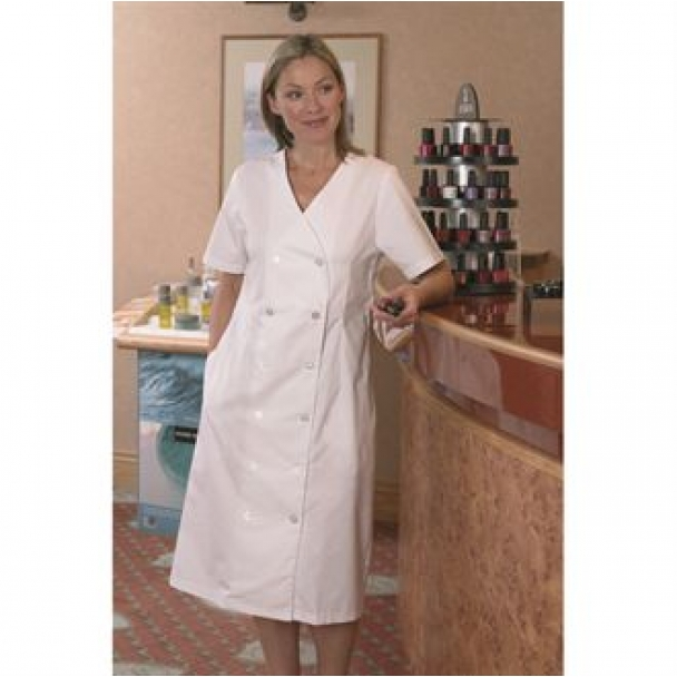 Ladies Beauty & Health Wrap-Over Dress