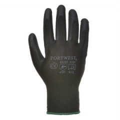 PU palm coated glove (A120)