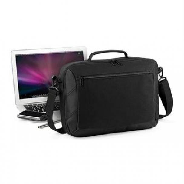 Compact laptop case