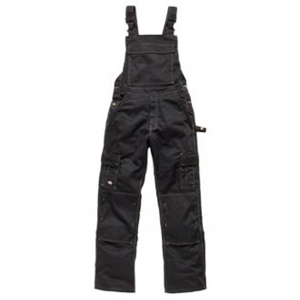 Industry 300 two-tone work bib and brace (IN30040)