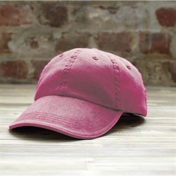 Anvil low profile pigment dyed cap