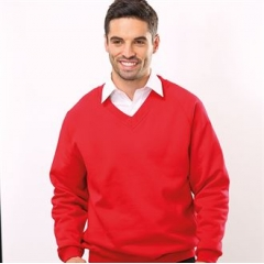 Coloursure v-neck sweatshirt
