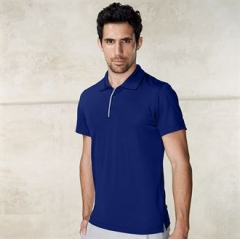 Technical sports polo