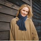 Polartherma,� tassel scarf