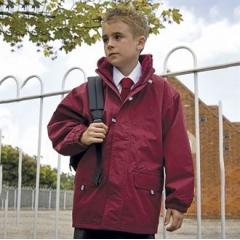 Rugged stuff junior/youth long lined long coat