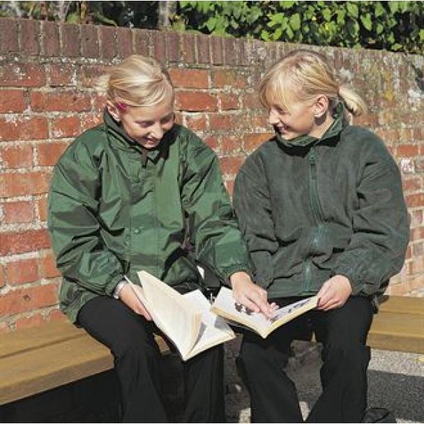 Junior/youth reversible StormDri 4000 fleece jacket