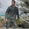 Heavyweight waterproof jacket/trouser suit