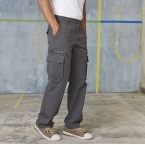Heavy canvas trouser