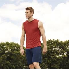 Gildan performance sleeveless t-shirt
