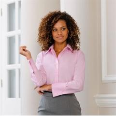 Women's long sleeve ultimate non-iron shirt