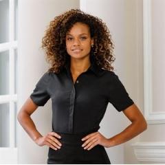 Women's short sleeve ultimate stretch shirt