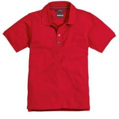 Team pique polo short sleeve