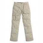 6 pocket crew cotton trouser