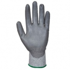 Cut level 3 PU palm coated glove (A620)