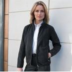 La Femme Osaka combed pile softshell jacket
