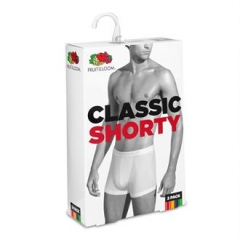 Classic shorty 2 pack
