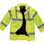 Hi-vis motorway jacket (SA22045)