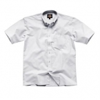 Oxford weave short sleeve shirt (SH64250)