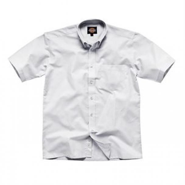 Oxford weave short sleeve shirt (SH64250)