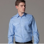 Pilot shirt long sleeved
