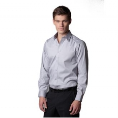 Contrast premium Oxford shirt long sleeve