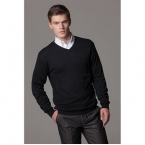 Arundel v-neck sweater long sleeve