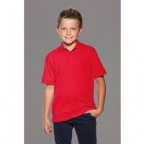 Klassic polo kids with Superwash 60°C