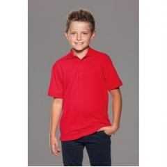 Klassic polo kids with Superwash 60C