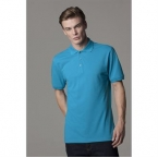 Klassic slim fit polo short sleeved Superwash 60A�