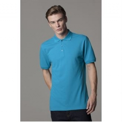 Klassic slim fit polo short sleeved Superwash 60Aº