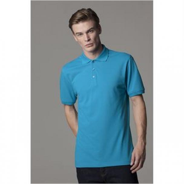 Klassic slim fit polo short sleeved Superwash 60�