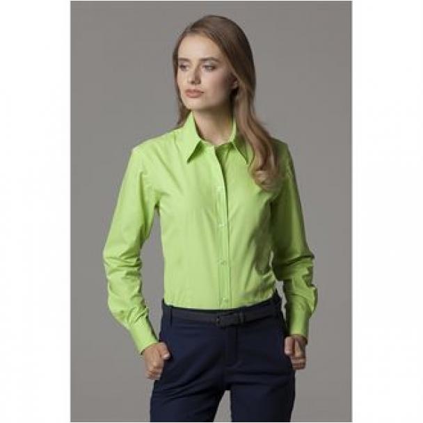 Women's workforce blouse long sleeve