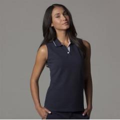 Women's Gamegear proactive sleeveless polo