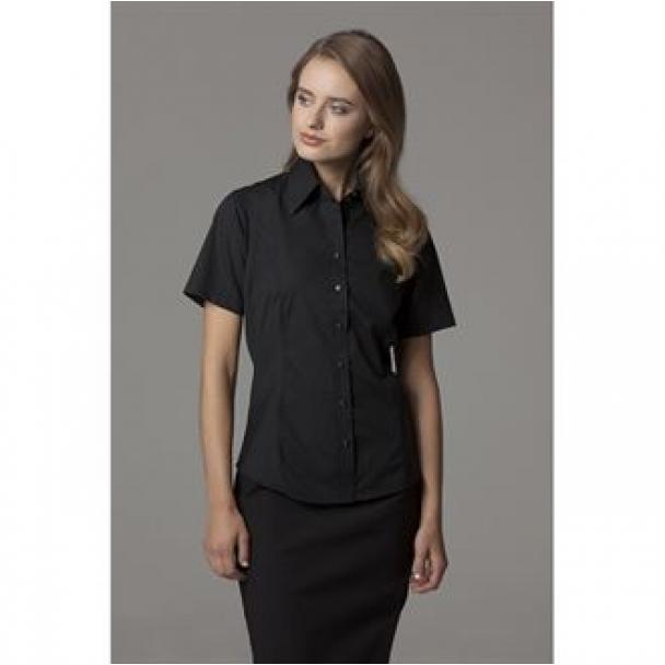 Women's business blouse short sleeve