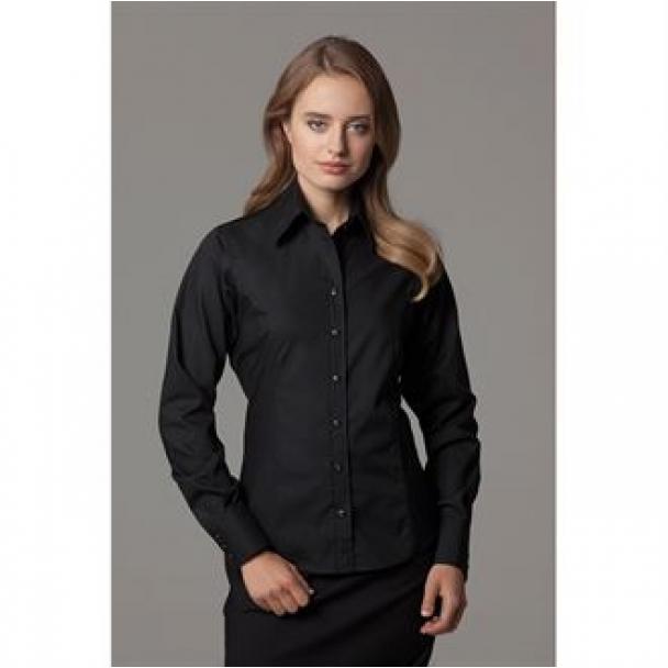 Women's business blouse long sleeve