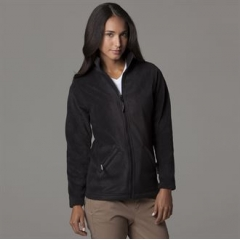 Women's Grizzly full zip active fleece