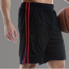 Gamegear Cooltex sports short with side stri