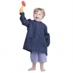 Toddler's water resistant painting smock