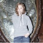 Women's superstar pullover hoodie