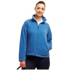 Women's full-zip microfleece