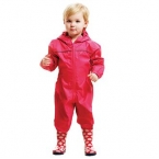 Kid's paddle rainsuit
