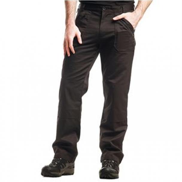 Cullman multi-pocket work trousers