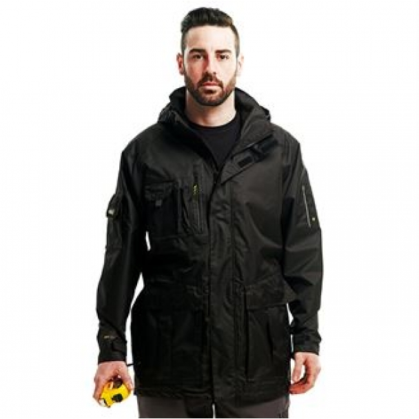 Galvanise parka jacket